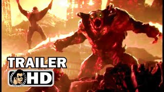 DOOM ETERNAL Official Trailer (2018) Bethesda Action Horror Shooter Game HD