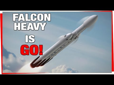 Elon Musk Confirms Spacex Falcon Heavy Launch date! Falcon Heavy is ready to fly