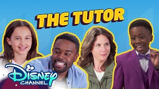 The Tutor | Roll It Back |Just Roll With It | Disney Channel