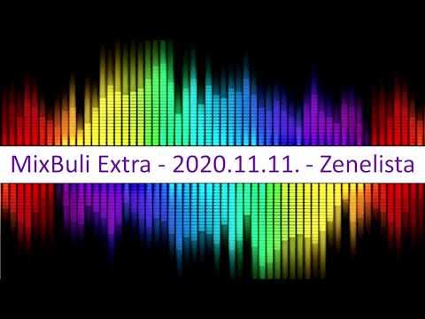 MixBuli Extra - 2020.11.11. - Zenelista