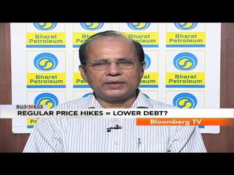 In Business - BPCL's Total Debt At Rs.19,000 Cr: BPCL
