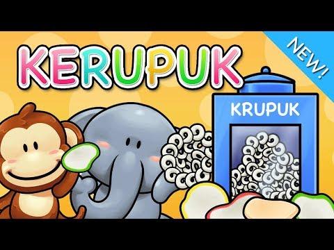 Lagu Anak Indonesia   Kerupuk
