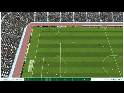 FM 2010 Man City vs Newcastle BPL s2 g42 p2/2