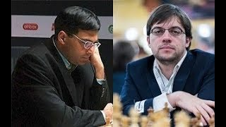 Amazing Chess Game: Vishy Anand vs MVL