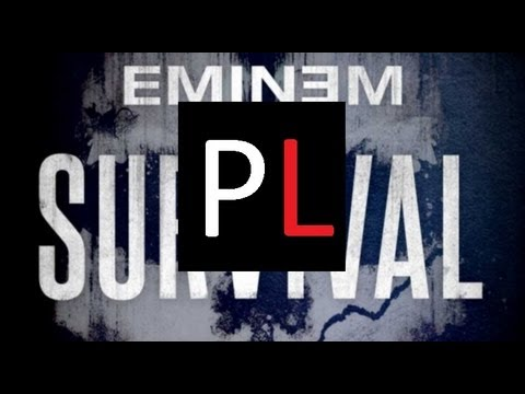 Eminem - Survival Pl Polskie Napisy (official Ghost Video) video