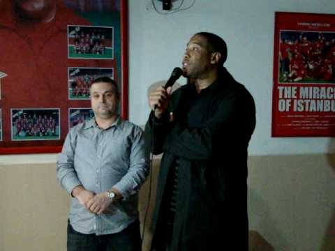 John Barnes on keeping the faith Video