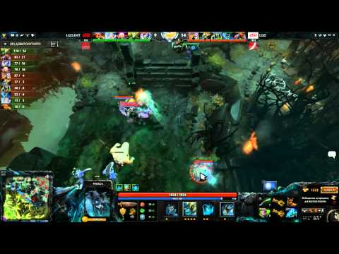 LGD.cn vs LGD.int, WPC-ACE League, Week 7 Day 4, game 2