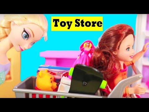 LET IT GO Frozen AllToyCollector Parody Elsa Disney Barbie Doll Princess Anna Like Song