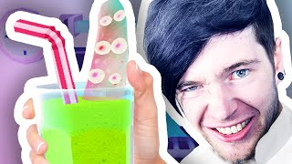 I KILLED SOMEONE WITH A SMOOTHIE!!