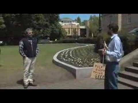 Pro-Tasmanian Pulp Mill Rally (part 1)