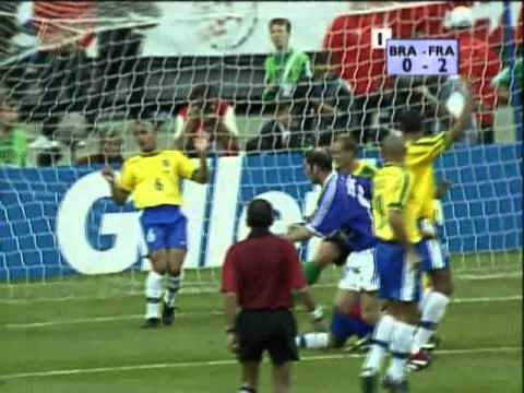 World Cup 1998 | Final | France - Brazil  | 3:0 | Highlights thumbnail