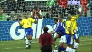 World Cup 1998 | Final | France - Brazil  | 3:0 | Highlights