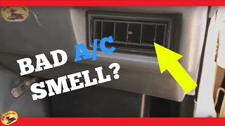 How To Remove ANY Smell From a Cars A/C & Heating System... 2 part video