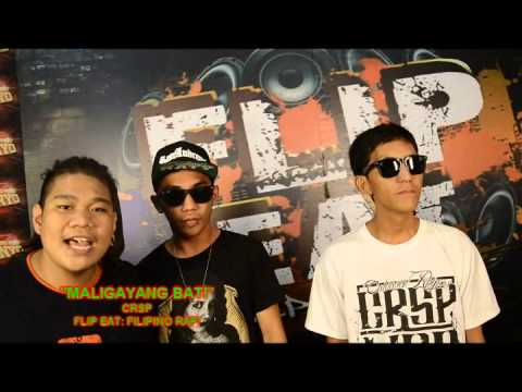 Flip Eat: Filipino Rap!  maligayang Bati By Crsp video