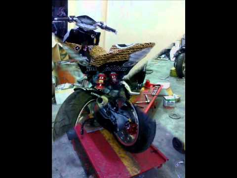 Skydrive Suzuki Setup Suzuki Skydrive 125 Jordan 23