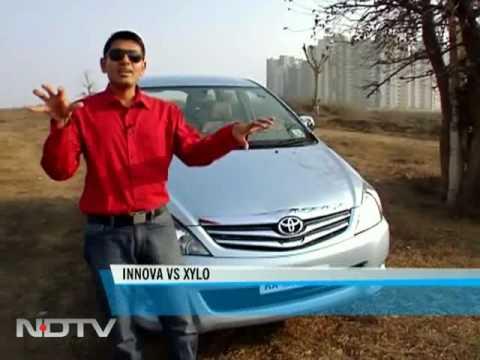 Comparison: Toyota Innova vs Mahindra Xylo