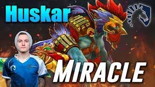 Miracle Huskar Mid Lane | Dota 2 Pro Gameplay
