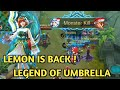 RRQ`Lemon 🍋 Is Back - Legend of Umbrella ☂️