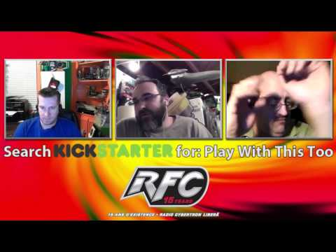 Rik Alvarez - Play With This Too Kickstarter Project Interview