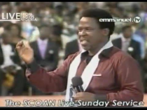 Scoan 16 11 14: Sunday Live Service tb Joshua Speaks & Prophesies. Emmanuel Tv video