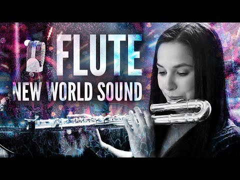 New World Sound & Thomas Newson - Flute (instrumental Cover By Gina Luciani) video