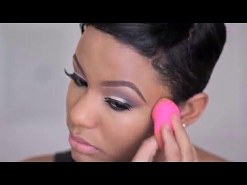 Beauty Blender Demo Featuring Ben Nye Banana Powder