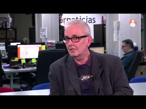 VÍDEO: Víctor Llano presenta en prnoticias su novela '11M: once días de junio'