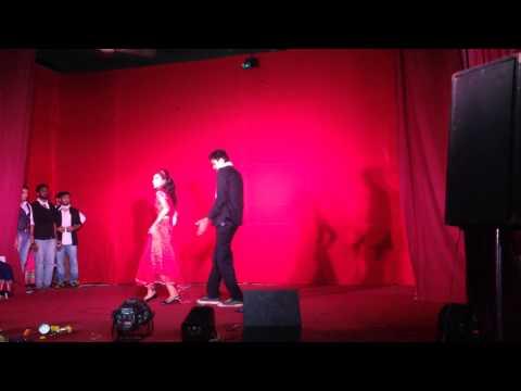 Jumma Chumma - Ambekar Nagar Ganeshotsav 2014 Performance video
