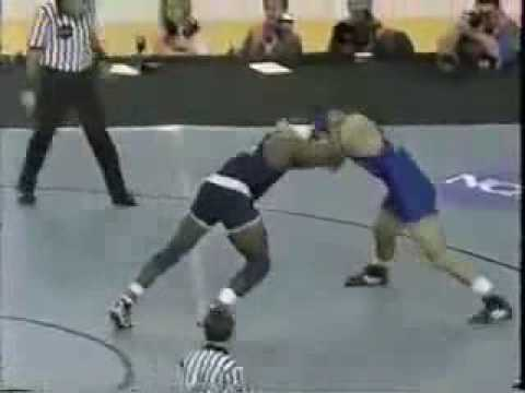1997 NCAA Heavyweight Wrestling Final: Kerry McCoy v. Stephen Neal Video
