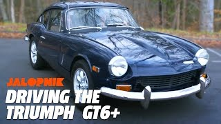The 1970 Triumph GT6+ Is A Bloody Brilliant Sports Car | Jalopnik