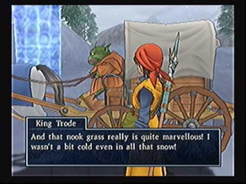 Dragon Quest VIII Walkthrough Part 110 Wook at da Puhpie