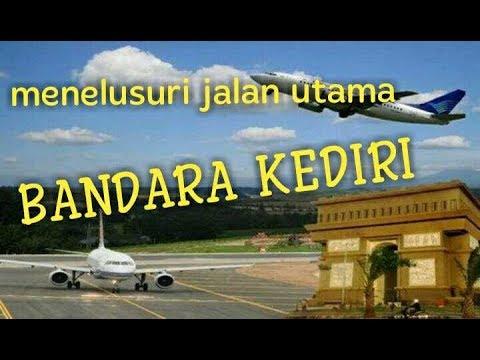 Download BANDARA KEDIRI #1 - MENELUSURI JALUR UTAMA PROYEK BANDARA KEDIRI BARAT SUNGAI CALON KOTA BARU Mp4 baru