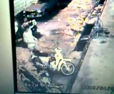 Pencuri Motosikal Di MALAYSIA