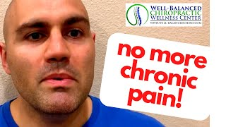 Hear Sey's testimonial about his success overcoming chronic pain and pelvic tilt