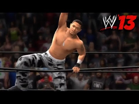 WWE '13 Community Showcase: Rey Mysterio Jr. (Xbox 360)