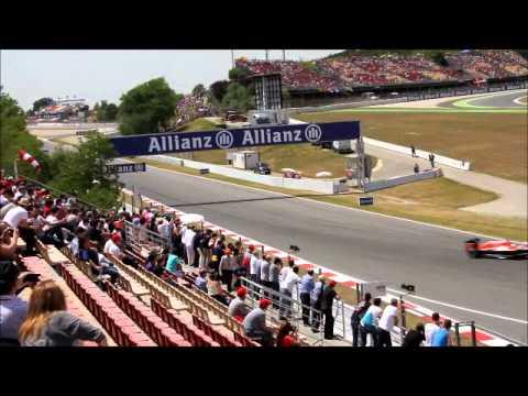GP F1 Espagne / Catalogne 2014 - Barcelone - Pit Box & Tribune VIP