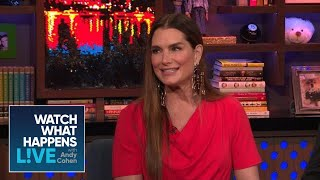 Brooke Shields Was Asked To Sing 'Endless Love'? | WWHL