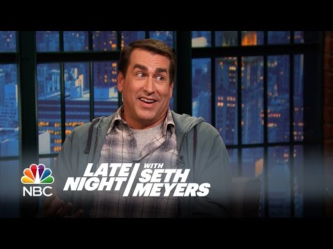 Rob Riggle's Disastrous Joey Audition - Late Night with Seth Meyers