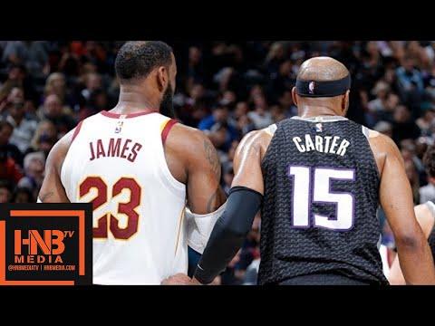 Cleveland Cavaliers vs Sacramento Kings Full Game Highlights / Week 11 / Dec 27
