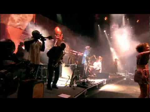 Stevie Wonder - Superstition  At Glastonbury June 2010