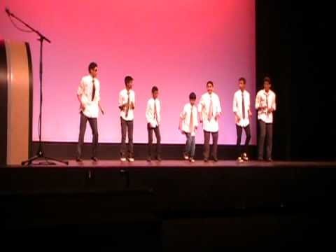 Parish day  boys dance - Oru madhurakinavin remix