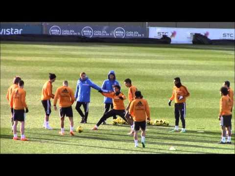La caída más tonta de Pepe | Diario Bernabéu