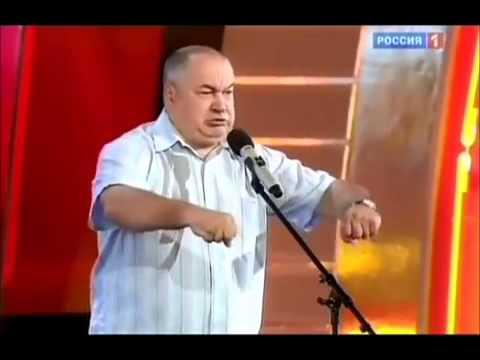 Игорь Маменко. Праздновали новый год - анекдот.