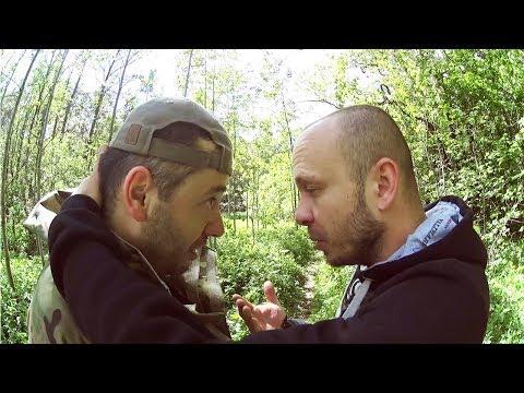 Выживание в лесу любой ценой | Серега Штык #3 проводит мастер класс для DenisG