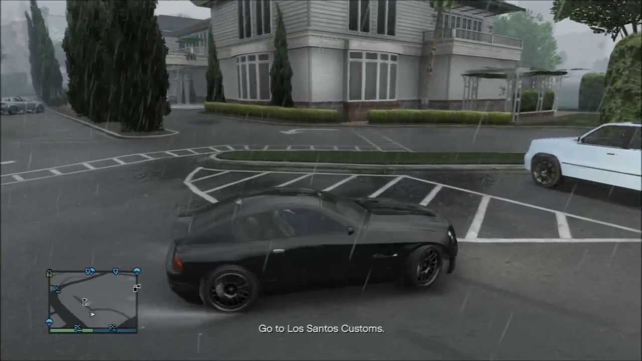 how to buy car insurance in gta 5