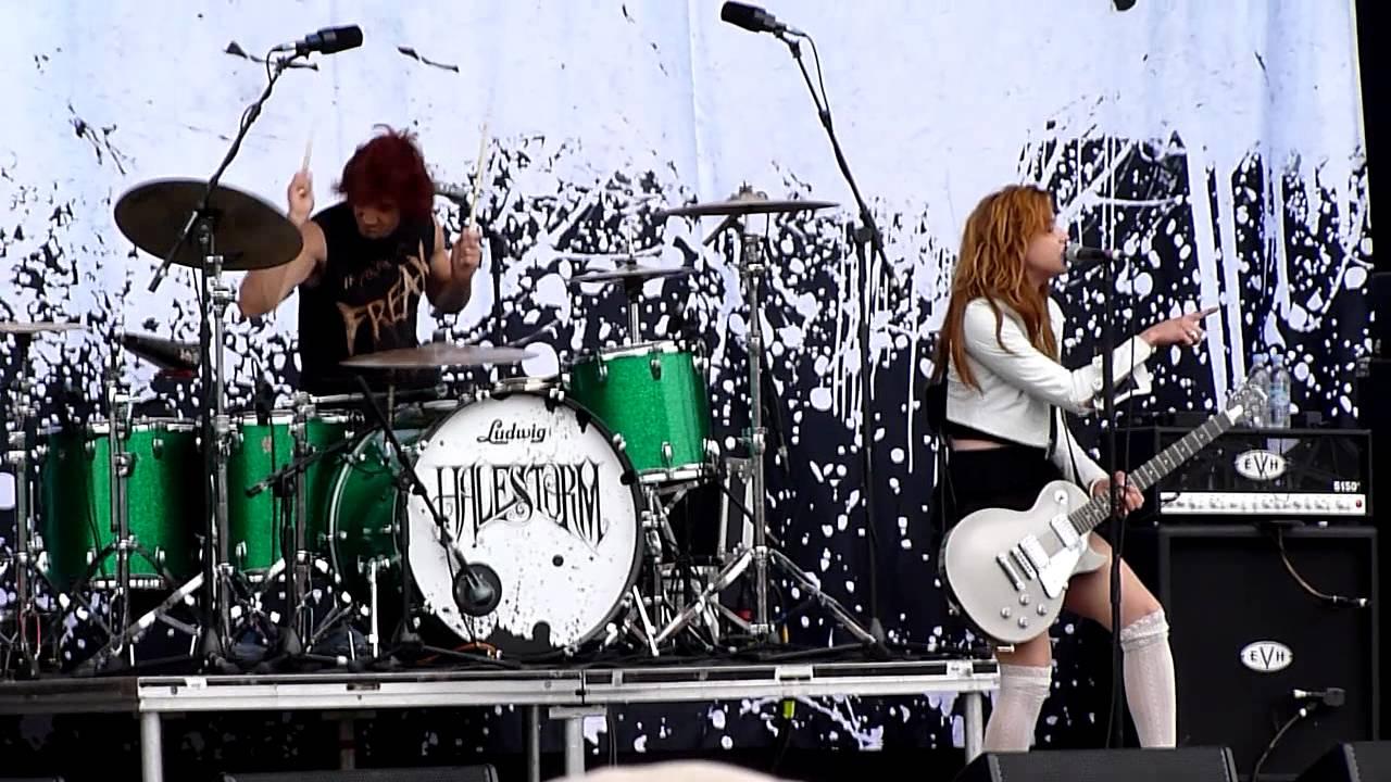 Download Festival 09 Video Stream