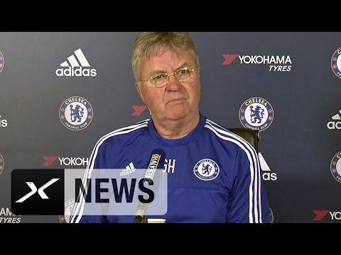 Guus Hiddink: Stand jetzt  - Keine Transferoffensive vom FC Chelsea | FC Chelsea - FC Everton