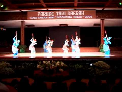 Parade Tari Daerah 2 video