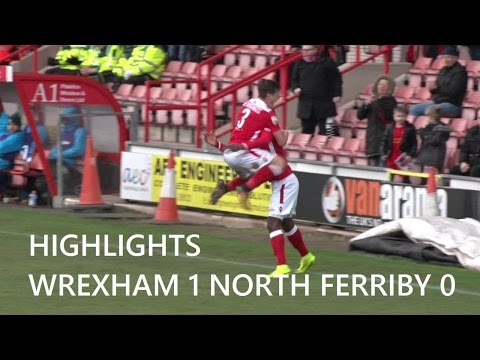 Izale McLeod's fine goal earns Wrexham back-to-back wins for the first time this season. To see full post-match videos and highlights, plus access to live commentary, subscribe to Wrexham Player.