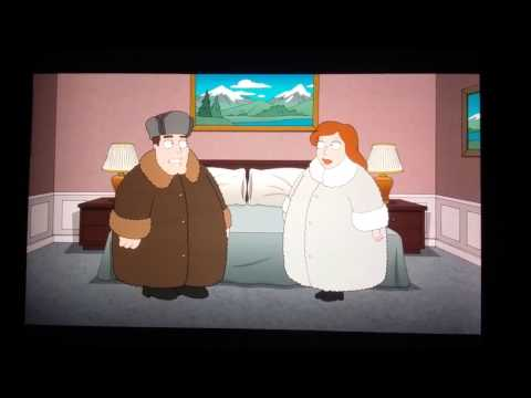 Family Guy - Russian Coats